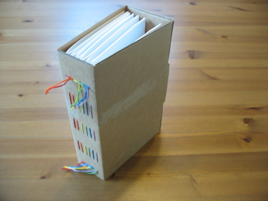 Rainbow Claw Book