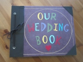 Our Wedding Book