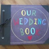 Our Wedding Book