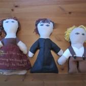 Tin Drum Poem Dolls