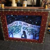 Fireflies in Jars, Stealing......