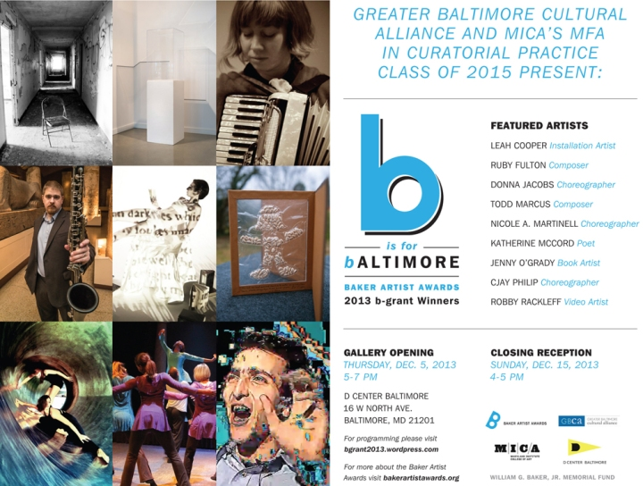 Baker_Artist_Awards_b_is_for_Baltimore_POSTCARD_MED